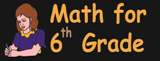 Math for sixth grade