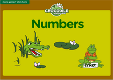3rd grade number theory crocodile online math board game