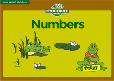 6th grade number theory interactive online math crocodile board game